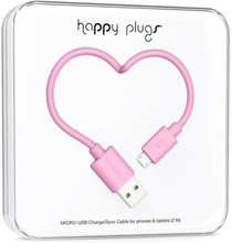 Micro-USB Charge/Sync Cable Pink