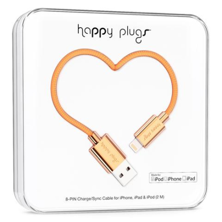 Lightning Charge/Sync Cable Rose Gold