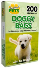 All About Pets Fragranced Doggy Bags 200 stk