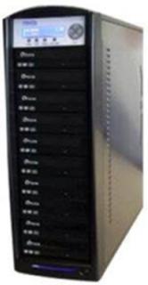 DUP-10 Tower Duplicator Black Edition - DVD-RW (Brænder) - Sort