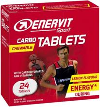 Enervit Sport Carbo Tablets, 24 Tabs