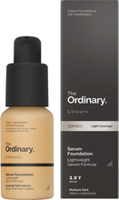 The Ordinary Serum Foundation, 3.0 Y Medium Dark Yellow The Ordinary. Foundation