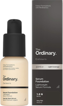 The Ordinary Serum Foundation, 1.0 N Very Fair Neutral The Ordinary. Foundation