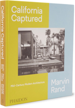California Captured Hardcover Book - Multi