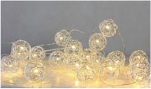 LED Lyssløyfe - Aluminiumsballer