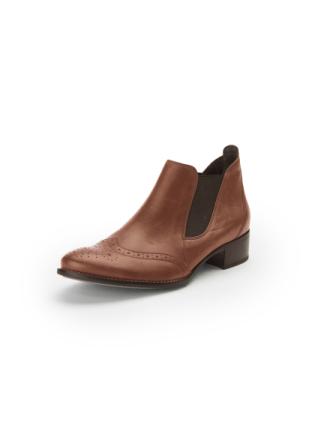 Chelsea-boots Fra Paul Green brun - Peter Hahn