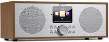 Silver Star Stereo Internet DAB+/FM radio, WiFi, BT, DAB+/FM, ek