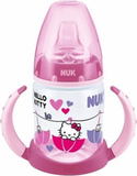 NUK First Choice ´lära dricka flaska´ 150ml Hello
