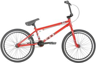 "Haro Downtown 24"" 2019 Freestyle BMX Cykel 20.5"" Mirra Red"