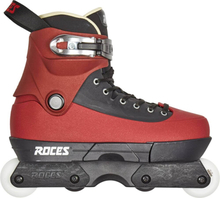 Roces Fifth Element Aggressive Inlines Maroon 39