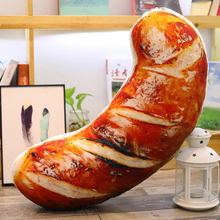 Simulation BBQ Food Pillow Toy