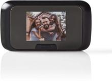 Nedis Dörrkamera med 2.8 tums Färg-LCD för Foto / Videoinspelning