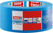 Tesa Precision Mask 4440 Maskeringstejp blå, UV-resistent 50 m x 19 mm