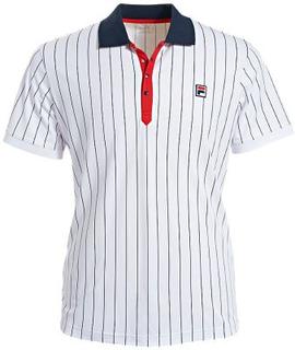 FILA Polo Stripes (L)