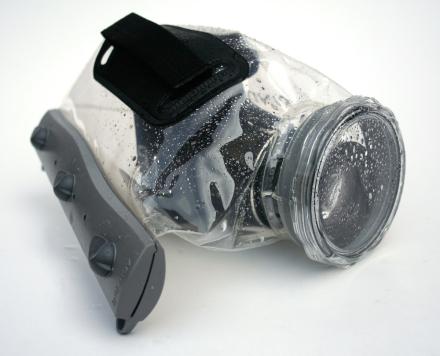 Aquapac vedenpitävä videokamerapussi