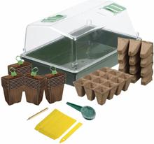 Nature Miniväxthus 200 delar startkit