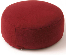 Sissel Dyna för yoga/meditation röd 40x15 cm SIS-110.201
