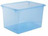 Förvaringsbox Store It 20L transp. Blå