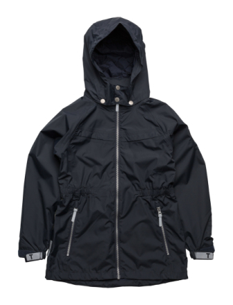 Jacket Kelly With Detachable Hood