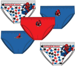 Spiderman 5-pack kalsonger