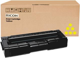 Ricoh Aficio SP C310 gul toner 6000 sidor