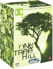One Tree Hill - Säsong 1-9 (49 disc)