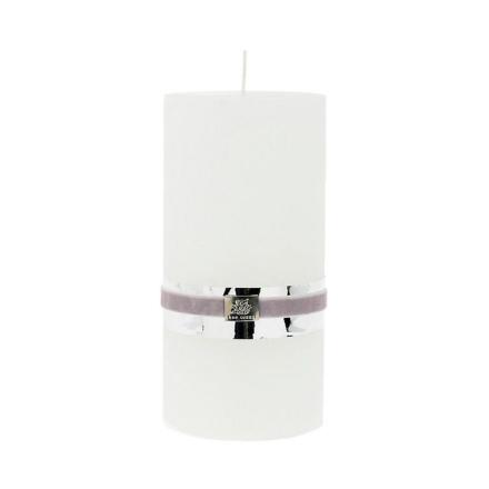 Candle Collection, Lys XL, Hvit