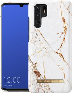 iDeal of Sweden Fashion Huawei P30 Pro Cover - Carrara Guld