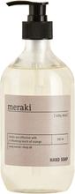 Meraki - Meraki Flytende Såpe Silky Mist 50cl