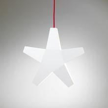 SMD Design - Advent Julestjerne 60cm, Hvit