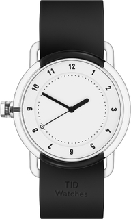 TID Watches - TID No.3 TR90 Armbåndsur 38mm, Hvit