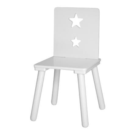 Kids Concept - Star Stol, Hvit