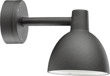 Louis Poulsen - Toldbod Væglampe Ø155mm, sort struktur