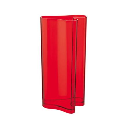 Nuvola Vase/Paraplystativ, Rød