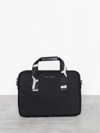 Marc Jacobs 13'' Commuter Case Svart