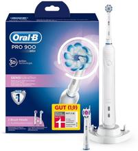 Oral-B Pro 900 Sensi Ultrathin. 10 stk. på lager