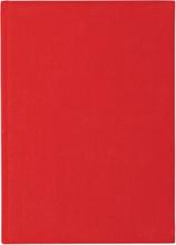 Ordning & Reda - O&R Libro Notesbog A5, Linieret, Rød