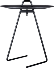 MOEBE - Side Table Sidebord, Sort