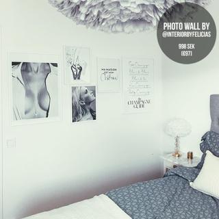 Photo wall By @interiorbyfelicias