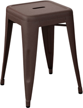 Tolix - Krakk H50, Sjokolade/Matt