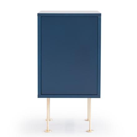 Decotique - Vogue Sengebord, Mørkeblå