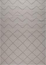 Decotique - Geometrie 01 Gulvtæppe 200x300cm, Grå