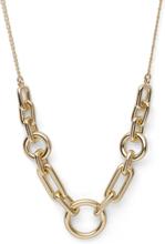 Pilgrim - Trinity Halskæde 40cm, Guld