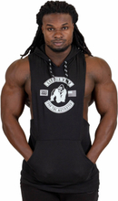 Gorilla Wear Lawrence Hooded Tank Top, black, xxxlarge Linne herr