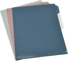 Monograph - Combo Dokument Folder A4 3-Pakk, Mix