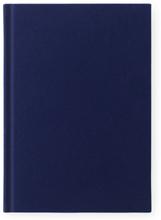Normann Copenhagen - Velour Notesblok S, Mørkeblå