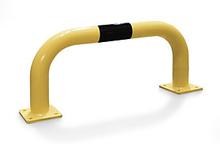 Schutzbügel aus Stahl 350 x 750 mm
