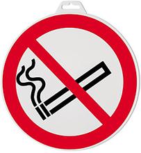 Hinweischild ''Rauchen verboten''