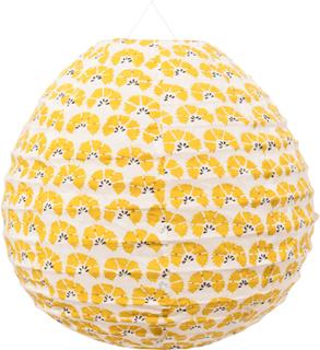 Afroart - Cornflower Lampeskærm 40x41cm, Gul