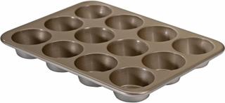 Nordic Ware - Nordic Ware Muffinsform, Aluminium
